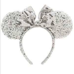 Disney Minnie Mickey ears disneyland park headband